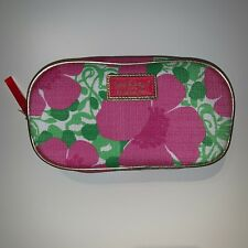Lilly Pulitzer for Estee Lauder Costmetic Case Bag NWOT
