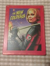 Wolfenstein II 2 New Colossus Steelbook Case Only