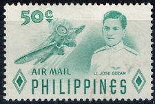 Philippines Aviation Airforce Goxar stamp 1955 MLH