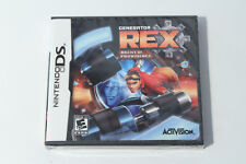 Generator Rex: Agent of Providence (Nintendo DS) Brand New - Factory Sealed
