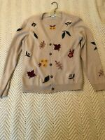 WOMEN's SWEATER / TOP - ALFRED DUNNER / PM PETITE  / AUTUMN / perfect condition