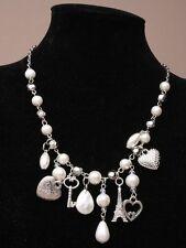 Stainless Steel Pearl Ethnic & Tribal Jewellery