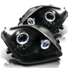 Spyder Projector Headlights LED Halo - Black for 97-01 Honda Prelude