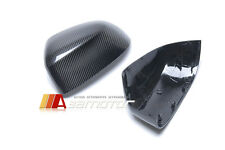 REPLACEMENT CARBON FIBER SIDE MIRROR COVERS for BMW X3 F25 X4 F26 X5 F15 X6 F16