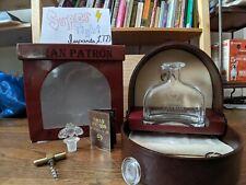 Gran Patron Burdeos Bottle W/ Original Box and Accessories