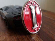 VINTAGE ITALY country car badge for Ferrari, Lamborghini, Maserati, Fiat, Alfa,