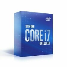 More details for intel core i7-10700k unlocked processor cpu 3.8ghz, 16mb cache, lga 1200