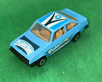 Matchbox Superfast 9 Phantom Ford Escort RS2000 Blue Vintage Die-Cast Car Rare