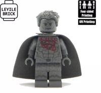 **NEW**LYL BRICK Custom Superman Statue Lego minifigure