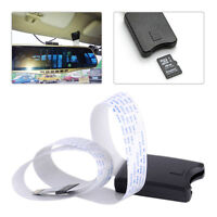 Extension SD Card Reader Cable Cord Adapter Fit for GPS DVD Screen Mobile Phone