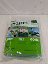 Waste Management BAGSTER 3CUYD Dumpster in a Bag Holds up to 3,300 lb (Green)