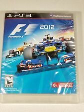 F1 2012 [E] PS3 Playstation 3