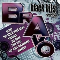 BRAVO BLACK HITS VOL. 24 (2 CD) RIHANNA UVM NEU