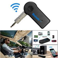 Bluetooth Sans Fil Audio Récepteur Voiture Musique Adaptateur 3.5mm Prise Jack