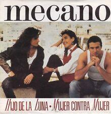 """MECANO - Hijo De La Luna  (ps) 7""""  45"""