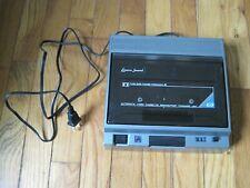 New listing Lenoxx Sound Vhs Rewinder Fast Forward Video Cassette Tape Vintage Tested Works