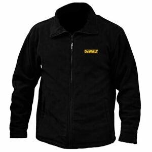DEWALT FLEECE Embroidered REGATTA fleece Jacket Work Wear Power Tool