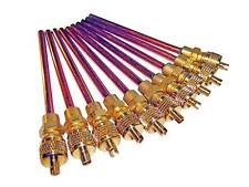 "3/16"" Copper Access Valves Hvac Refrigeration Core Qty 10 Valve Cores & Remover"
