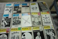 15 lot of playbills showbill on off broadway different years w original tickets