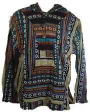 Sudadera con capucha de hombre en color principal multicolor 100% algodón