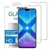 Huawei Honor 8X - Pack de 2 films en verre trempé protection écran résistant