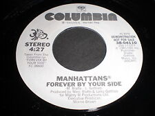 Manhattans: Forever By Your Side / (Same) 45 - Modern Soul