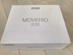 EPSON MOVERIO Smart Glass Organic EL Panel High Definition BT-300