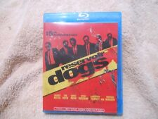 Reservoir Dogs (Blu-ray Disc, 2007)**LIKE NEW** **GENUINE**
