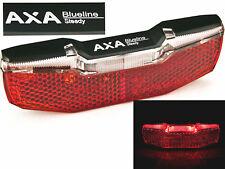 AXA BLUELINE mit Standlicht LED Rücklicht Fahrrad Leuchte für Nabendynamo 80mm