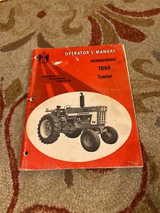 1973 International 1066 Tractor Operator's Manual