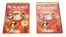 Disney Pixar The Incredibles 2-Disc Collector's Edition Full Screen Dvd Set New