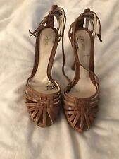 Fendi Strappy Sandal Size 7