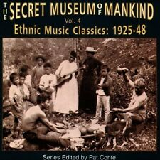 Vol. 4-Secret Museum Of Mankin - Secret Museum Of Mankind (1997, CD NIEUW)