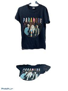 Paramore Tour T Shirt 2018 London X2 T Shirts Size Small UK