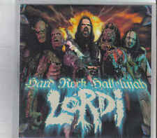 Lordi-Hard Rock Hallelujah Promo cd single
