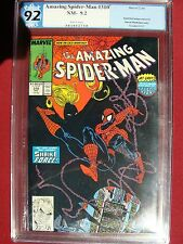 The Amazing Spider-Man 310 PGX 9.2 Not CGC