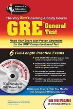GRE Test Preparation Ser.: GRE General Test by Research and Education Associati…