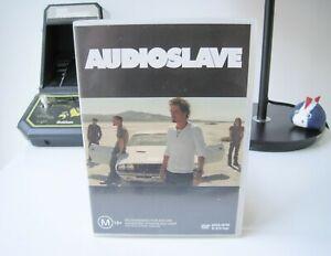 AUDIOSLAVE - AUDIOSLAVE   MUSIC DVD