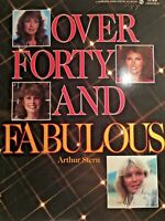OVER FORTY AND FABULOUS RAQUEL WELCH ANN MARGRET and MANY MORE