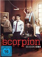 Scorpion Temporada 1 Nuevo Fr #