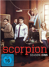 Scorpion saison 1 Neuf FR #