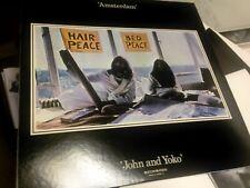 John Lennon & Yoko Ono Wedding Album Japan Import Minty vinyl Complete Package