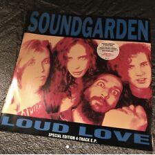 Soundgarden Loud Love Special Edition 4-track E.P.