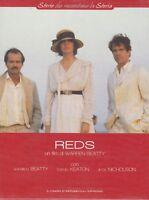 Dvd **REDS** di Warren Beatty con Jack Nicholson Diane Keaton nuovo 1981