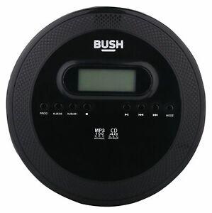 Bush Portable CD Player Discman Walkman Jog Proof with MP3 Playback