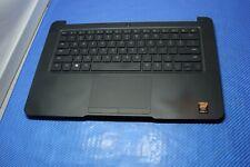 """Razer Blade RZ09-01652E21 14"""" Genuine Palmrest w/Touchpad Keyboard ER*"""