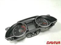 2009 Audi A5 2.0 Tdi Quattro Diesel Compteur de Vitesse Tableau Bord 8T0920981K