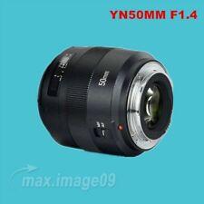 Yongnuo 50mm F1.4  AF/ MF Prime Focus lens for Canon  5DII 5D 60D 50D 40D