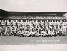 1936 Negro League All-Star Game 8x10 Player Photos