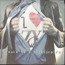 ZAK - MAKE ME A MILLIONAIRE - LP vinyl Dr Wraho Electronic Hip Hop Abstract zax